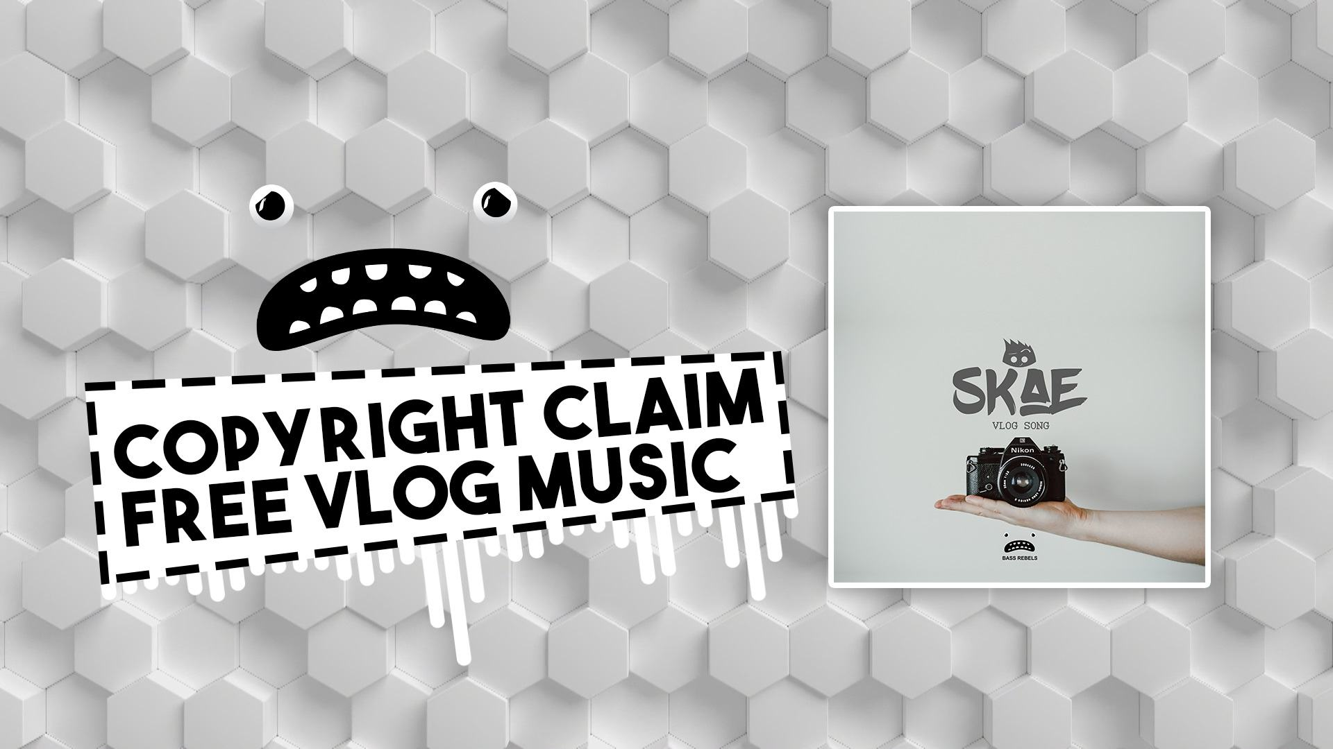 Copyright Free YouTube Music - Skae - Vlog Song [Bass Rebels